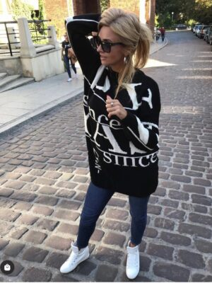 Sweter Paris Black