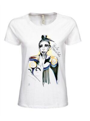 Damski T-shirt   Donatella