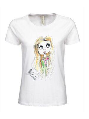 Damski T-shirt   Nadien