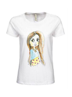 Damski T-shirt   Nicole